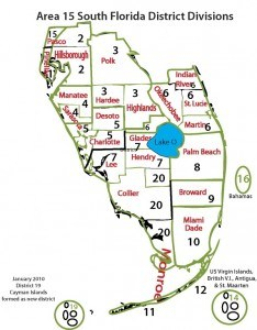 Area 15 April Quarterly - St. Petersburg @ HILTON ST. PETERSBURG BAYFRONT | Saint Petersburg | Florida | United States